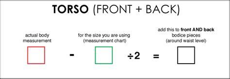 pattern making formula learn 3350 2 6 pattern sizing sewing patterns