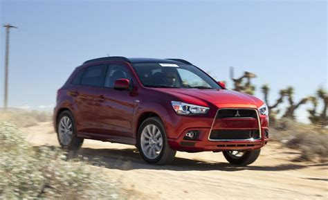 mitsubishi outlander sport 2011 car and driver