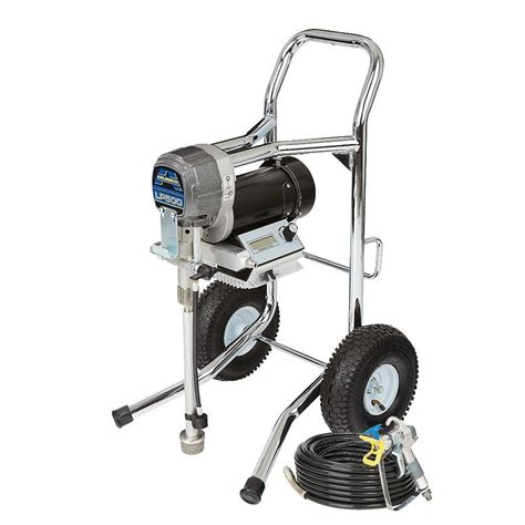 paint sprayer graco truecoat 360dsp airless paint sprayer 16y386 the