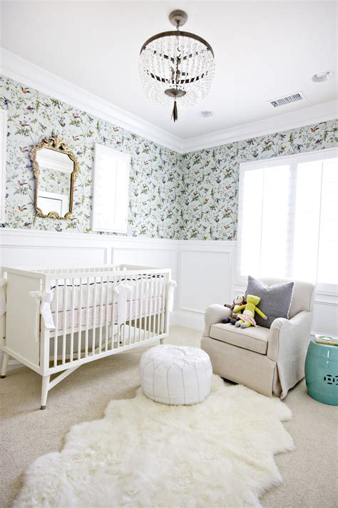 Nursery Room Design For Baby Baby Wren S Nursery Studio Mcgee