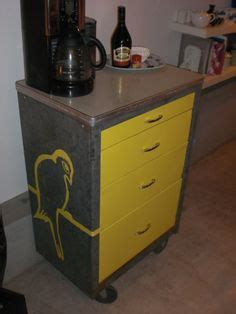 how to a metal file cabinet look better 1000 images about repurposed metal filing cabinets on
