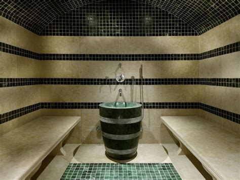 Steam Room Design Ideas by Steam Room At Chalet Pearl Decoist