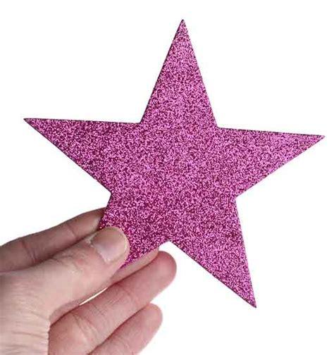 Syari Glitt 1 pink glitter craft foam foam crafts craft supplies