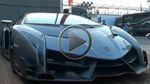 Engine Sounds Lamborghini Veneno Engine Sound
