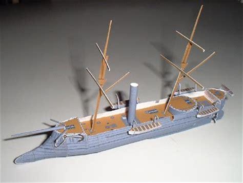 Battleship Papercraft - japanese battleship papercraft kotetsu paperkraft net
