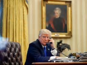 donald trumps oval office trump s tweets and executive orders will keep markets in suspense business insider