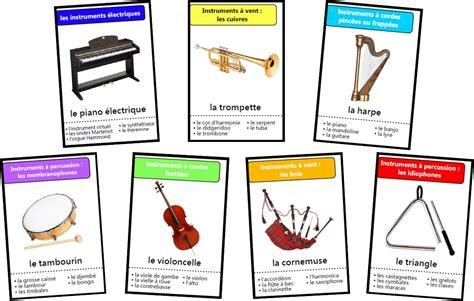 Les Instruments De Musique De La Famille Des Cuivres | jeu des sept familles des instruments de musique 7