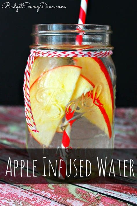 Air Detox Infused Water by Apple Detox Infused Water Recipe Infused Water Recipes