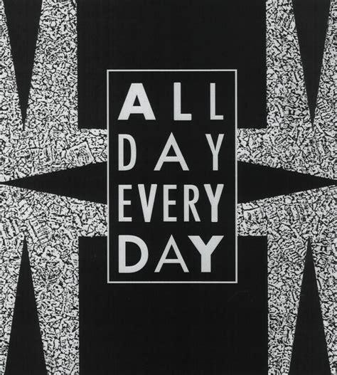 Tshirtoblongkaos All Day Everyday d k all day everyday