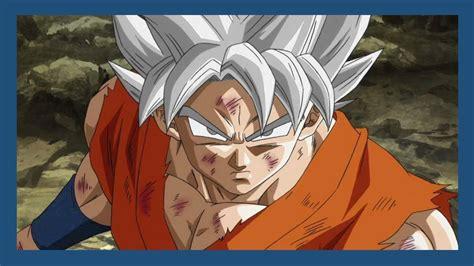 imagenes de goku blanco goku super saiyajin dios blanco 191 revelada nueva
