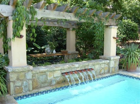 Backyard Resorts Pools And Spas Create A Spa Resort Pool In Your Own Backyard With These 5
