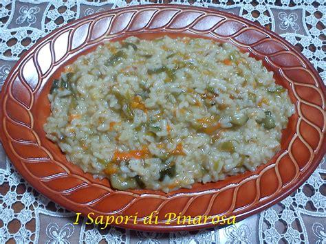 risotto ai fiori di zucchina risotto ai fiori di zucca i sapori di pinarosa