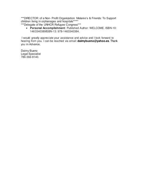 Motivation Letter Unhcr cover letter for paralegal