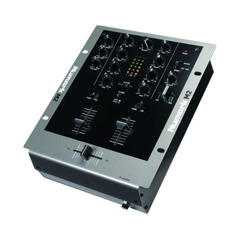 Mixer Numark stanton t62 turntables numark m2 mixer package