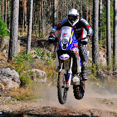 Rally Dakar Motorrad by Engineers To Debut New Motorcycle At The Dakar