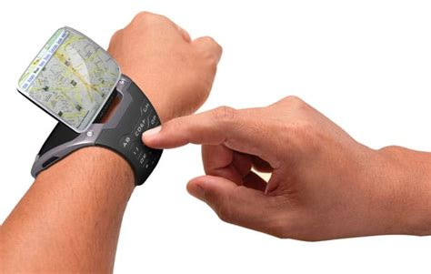 Pch Watch - mimos wrist pc with a physical keyboard that rivals the