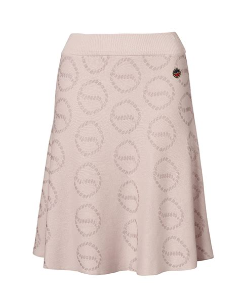 Cs704 Blus Sk Rumbai Pink cologne skirt