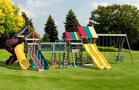 play mor swing sets prices poly unlimited series d s storage barns