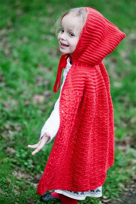 free pattern red riding hood cape ravelry little red riding cape pattern by liz mouter