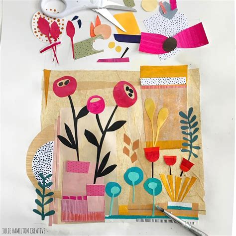 sketchbook whimsy collage size books 3 ideas to try paper lanterns end of day baskets and