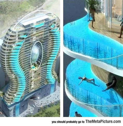 cool pool ideas zwembalkons in mumbai where each room has its own pool