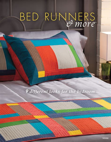 bed runner patterns drg drg news releases