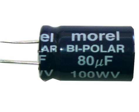 bipolar capacitor for audio capacitor bipolar de 100uf x 100v 28 images electrolytic capacitor 100v owner s guide to