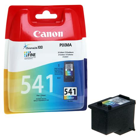 Tinta Canon Cl 751 Colour Original canon cl 541 cartucho de tinta original color 5227b004