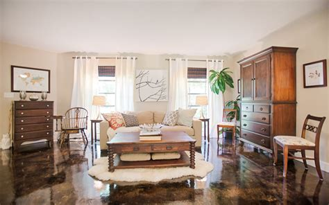 11 harmonious southern living rooms home building plans a 1970s florida ranch home gets a southern cottage update