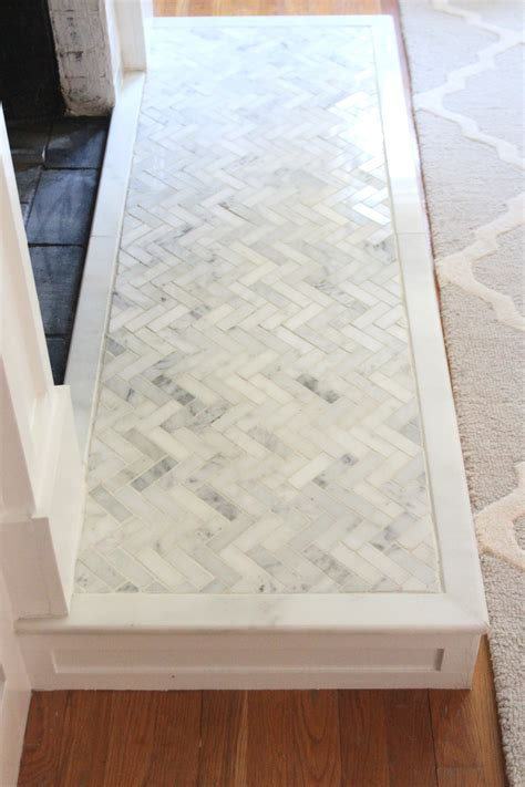 diy tiling how to tile a hearth our fireplace makeover shine your