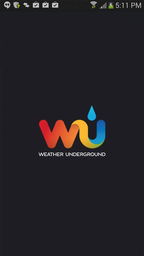 weather underground app for android weather underground for android android apps reviews news tips