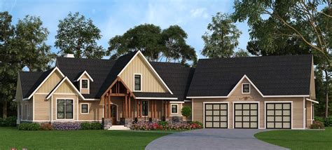 mountain ranch house plans mountain ranch with expansion and options 12279jl