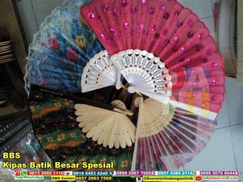 Souvenir Kipas Besar souvenir kipas batik besar spesial bbs souvenir pernikahan