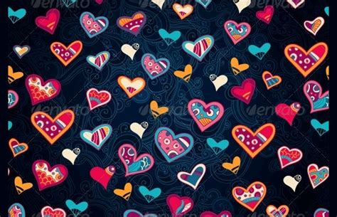 heart pattern jpg 20 heart patterns psd png vector eps format download