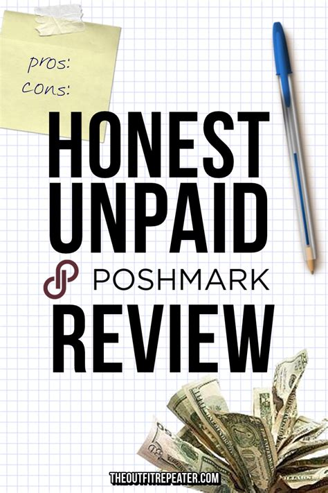 An Honest an honest unpaid review of poshmark selling tips