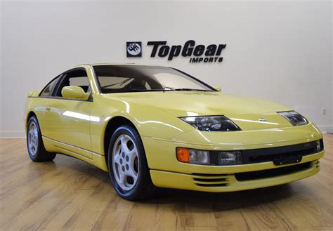 nissan 300z this 1990 nissan 300zx turbo has a manual and less than