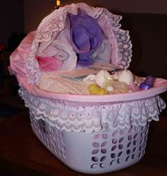 How to make a baby shower gift basket newhairstylesformen2014 com
