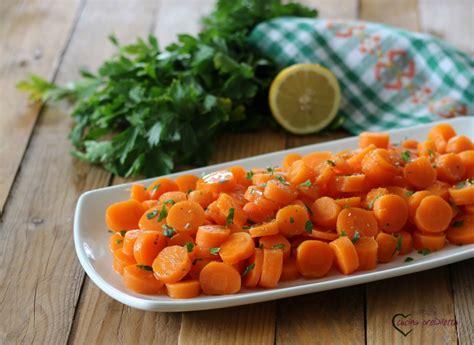 cucinare carote lesse ricetta insalata di carote bollite o lesse cucina prediletta