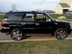 Cadillac Escalade 26 Inch Rims Purchase Used 2004 Cadillac Escalade Awd With 26 Inch Rims
