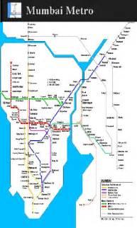 Mumbai Metro Map by Mumbai Metro Map Free 1mobile Com