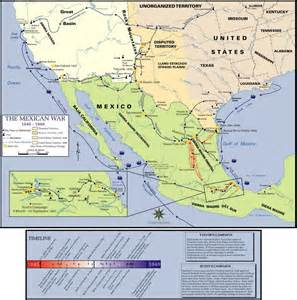 and mexican war map mexican war total killed dead mexican war list of battles us