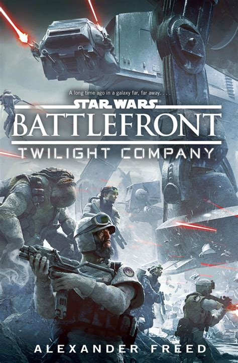 libro star wars battlefront twilight star wars battlefront twilight company cover art revealed ign