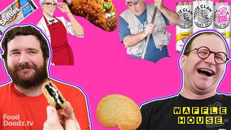 lets hit  news pipe kfc bk popeyes taco bell  nomnews fooddoodztv
