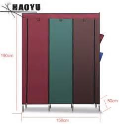 vlies kleiderschrank kaufen gro 223 handel metall kleiderschrank aus china