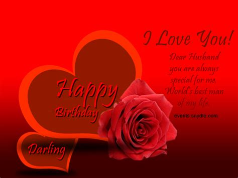 Greeting Card Messages For Husband Birthday Birthday Wishes For Husband Greetings And Messages