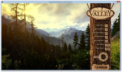 valley bench valley benchmark download