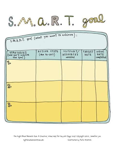 templates for goal setting goal template for 2015 calendar template 2016