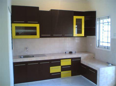 Gambar Lemari Dapur dapur minimalis design bild