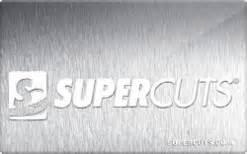 Supercuts Gift Card - buy supercuts gift cards raise