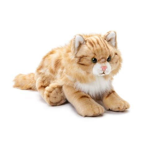 Boneka Polar Soft Animal Doll White Teddy Be Bisa Gojek lifelike maine coon cat stuffed animal nat jules